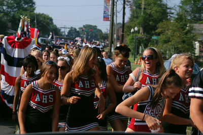 AHS Raiders Old Soldier Day Parade RP 009