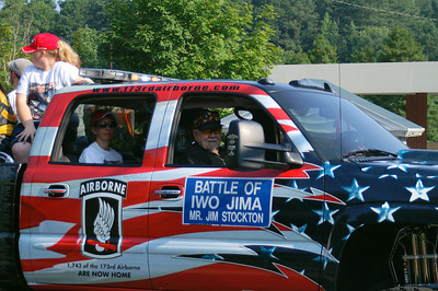 AHS Raiders Old Soldier Day Parade RP 016