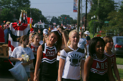 AHS Raiders Old Soldier Day Parade RP 012
