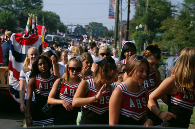 AHS Raiders Old Soldier Day Parade RP 010