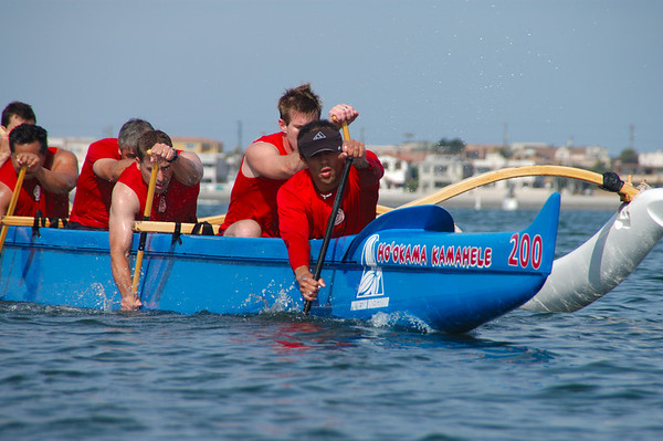 2007 Outrigger Canoe Races