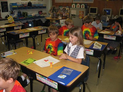 2007-08-20 - 6th Gr Read to Buddies