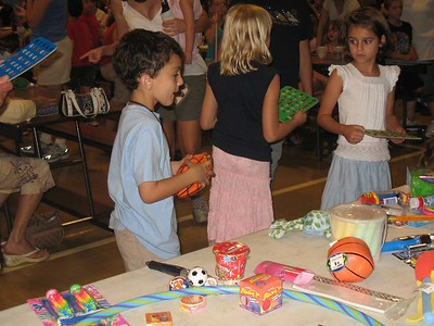 2007-08-24 Kids Bingo