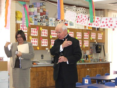 2007-09-21 Archbishop Hughes Visit