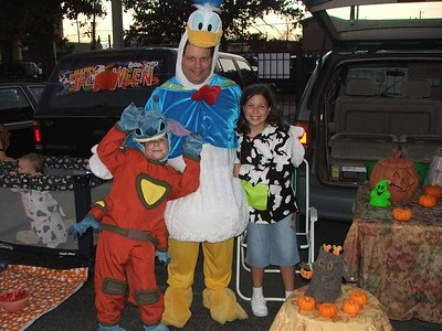2007-10-31 SAMS Trunk or Treat