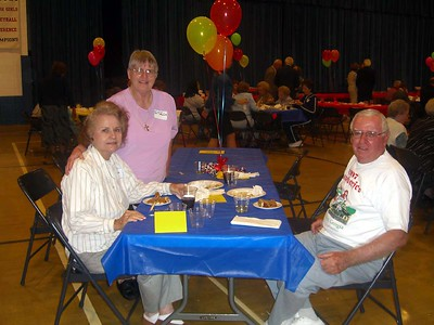 2007-11-10 Parish Birthday Party