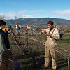 Grape Pruning Class