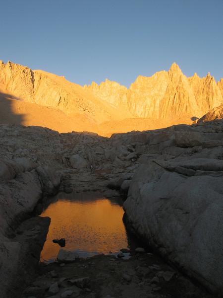 Alpenglow, Sunrise, The Needles