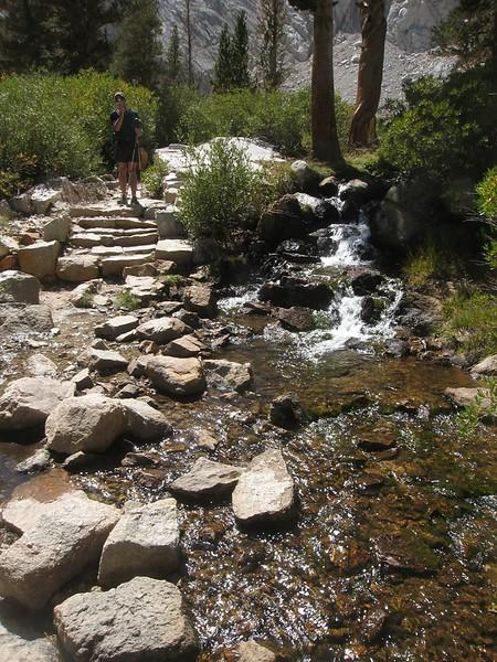 Scott, Creek