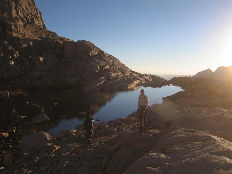 Scott, Stephen, Trail Camp