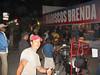 Street band in San Felipe