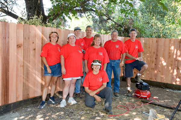 COTS, Agilent, and United Way sponsored projects