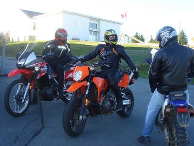 2007-11-04 Post Noel Ride