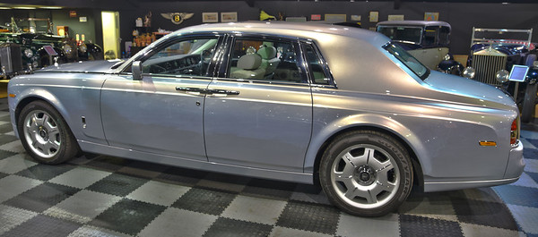 2007 Rolls Royce Phantom R10YYC