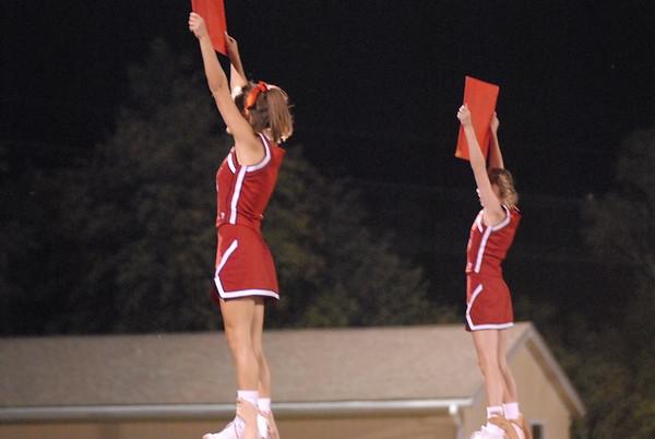 Cheer and Poms