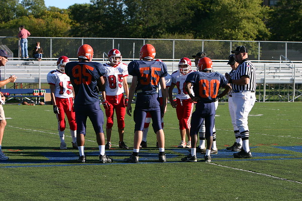 Frosh A - Oak Park River Forest 9-22