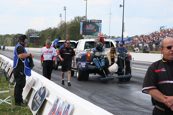 Atlanta Dragway Extras