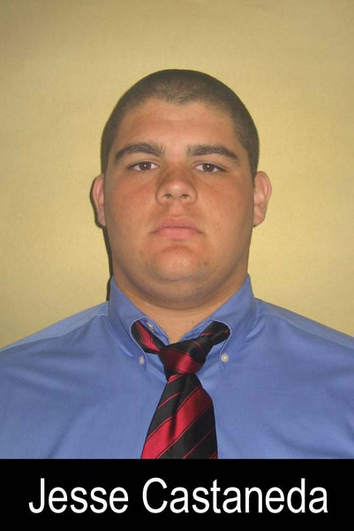 Graduation Year: 2009<br /> Jersey Number: 64<br /> Position: Center<br /> Height: 5'7<br /> Weight: 260<br /> Bench Max: 265<br /> Squat Max: 425<br /> Power Clean Max: 240<br /> Parent(s): Monica, Edward<br /> Siblings: <br /> Brophy Activities/Clubs: Track and Field, Frosh Retreat Leader, Gofer, Magis Retreat Leader, and Football<br /> Favorite Book: Sharpe's series<br /> Favorite Movie: 300<br /> Favorite all time NFL Player: Jeff Saturday<br /> Pet Peeve: Negative energy<br /> Most Influential Person(s) In My Life: God, dad, uncles, friends and their dads, and coaches<br /> One interesting thing I'd like people to know about me: I can do the splits. I laugh at pretty much anything.