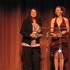 "Presenting the ""People's Choice"" awards with Jayme Dawicki."