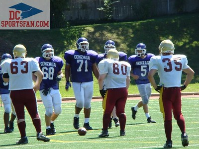 Football: Gonzaga @ Ireton 08-18-2007