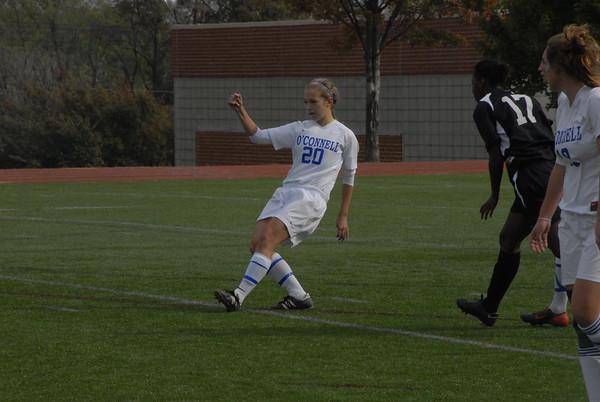 WCAC Girls Soccer Championship: DJO vs. SJC 11-04-2007