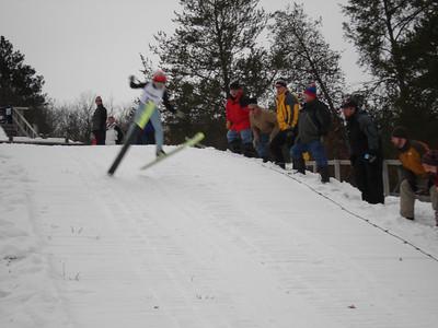 2007 Tri-Norse Ski Club Junior/Senior Ski Jumping Competition