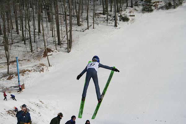 2007 Winter Ski Jumping