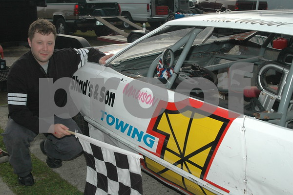 August 25, 2007 Victory Lane