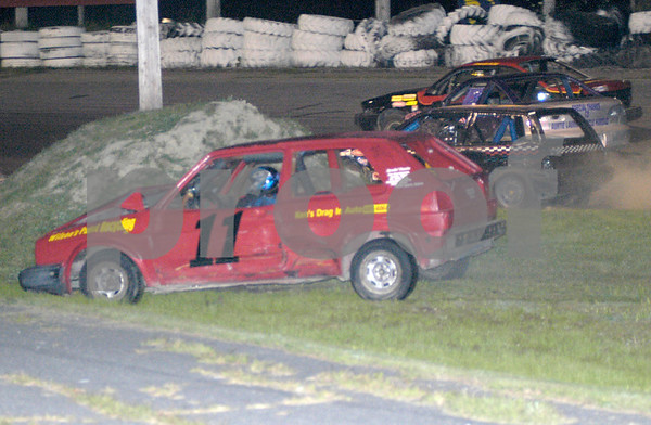Wiscasset Raceway 2006