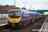 070831-037     TransPennine Express class 185 unit no 185141 calls at Barnetby with the 09.52 Manchester Airport to Cleethorpes.