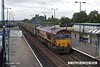 070831-002     EWS class 66/0 no 66089 passes through Barnetby powering train 6D86 Selby (Potter Group) to Immingham.