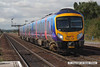 070831-020     TransPennine Express class 185 unit no 185133 arrives at Barnetby with the 07.52 Manchester Airport to Cleethorpes.