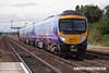 070831-030     TransPennine Express class 185 unit no 185119 is seen arriving at Barnetby with the 08.52 Manchester Airport to Cleethorpes.