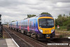 070831-036     TransPennine Express class 185 unit no 185141 is seen arriving at Barnetby with the 09.52 Manchester Airport to Cleethorpes