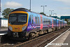 070831-021     TransPennine Express class 185 unit no 185133 is seen at Barnetby with the 07.52 Manchester Airport to Cleethorpes