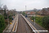 071217-005    A view of Radcliffe station, taken from the road bridge.