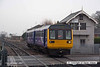 071214-014     Northern Rail pacer unit, class 142 no 142037 is seen arriving at Worksop with the 10.27 Lincoln to Adwick.