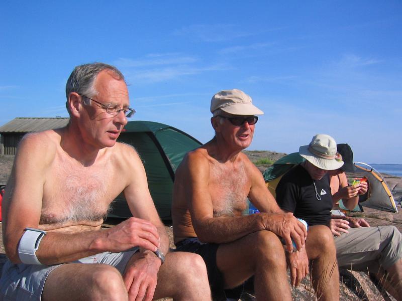 L-G, Torbjörn och Alf