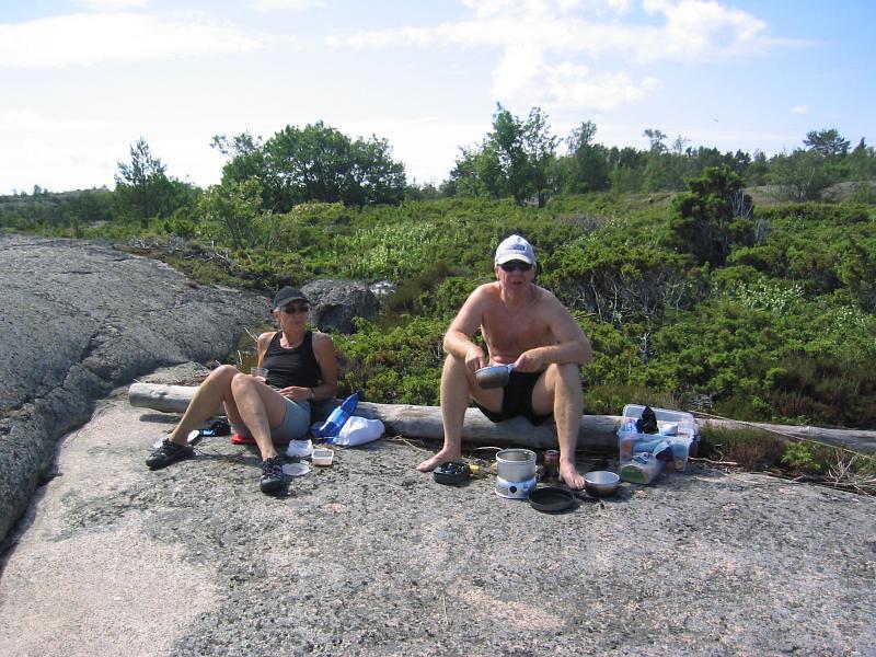 Maj och Bengt