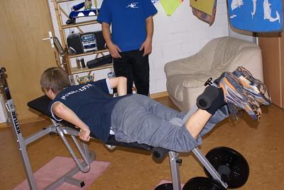 03.11.2007 - Training LA