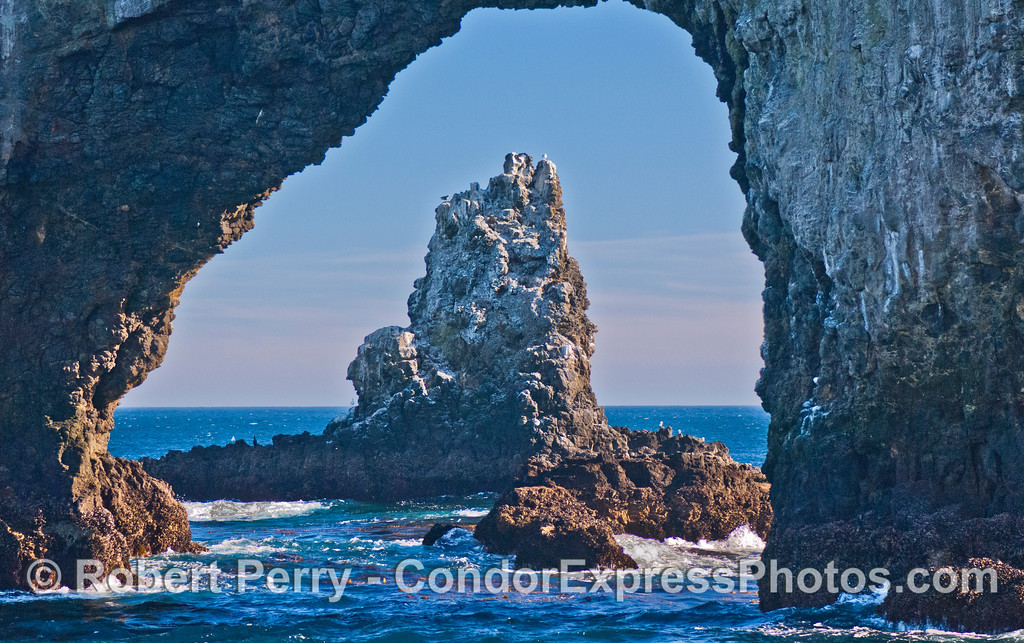 Arch Rock - Anacapa Island