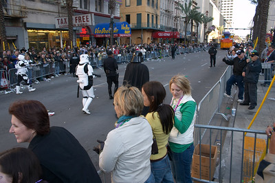 Who the hell invited the Empire