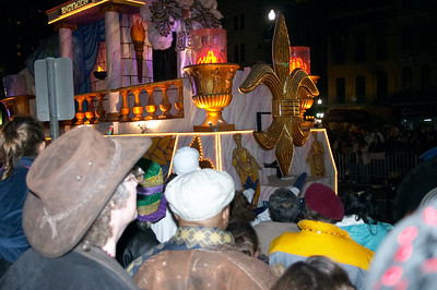 Endymion certainly has more elaborate floats