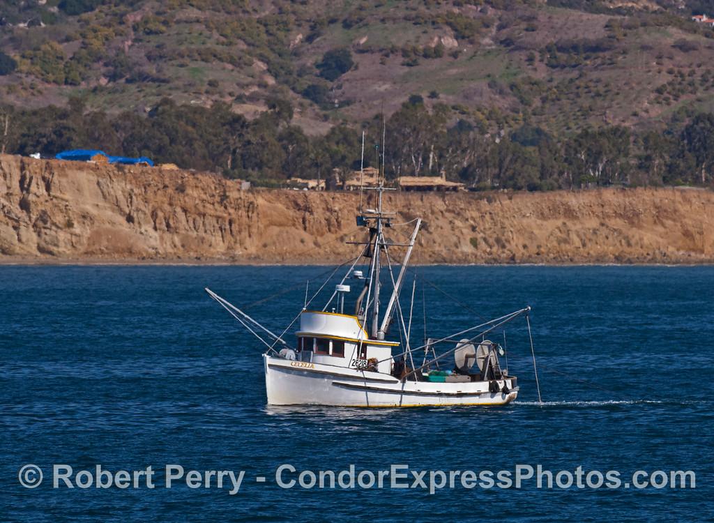 Fishing vessel Cecelia 2007 02-17 SB Channel--002