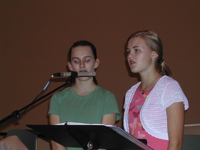 2007-06 Monday Night Mass Team
