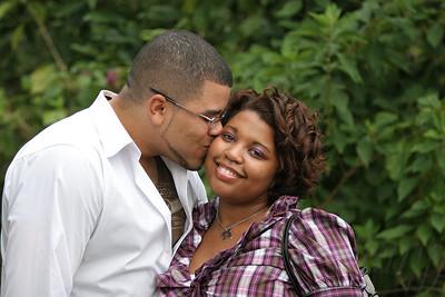 2007-09-22 Tavon And Ken In Piedmont Park