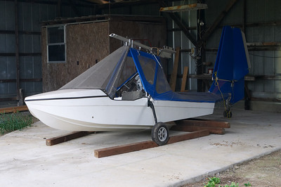 A nice amphibious ultralight