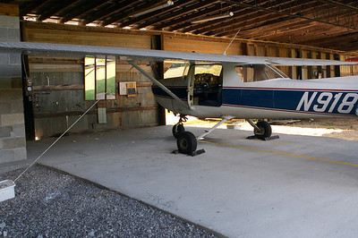 The club's Cessna 150