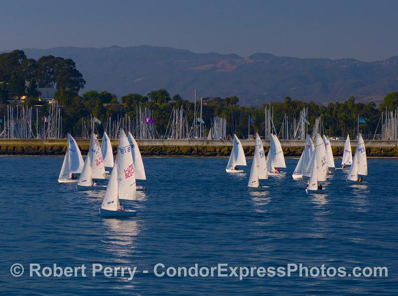 vessels sailboats 2007 11-10 SB Harbor--1239modCROP