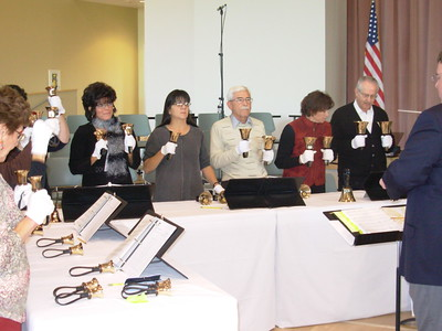 2007-12 Handbell Choir